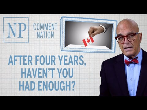 Comment Nation: After four years haven't you had enough?