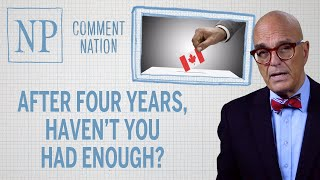 Comment Nation: After four years, haven't you had enough?