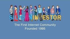 Silicon Investor Message Board - My Dream Job - Where I Work