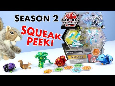 Bakugan Armored Alliance Toys Season 2 Sneak Peek at Spin Master LA!