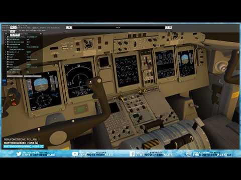X-Plane 11  Jan 19 2017  Dash 8 Q400 Edmonton CYEG - Calgary CYYC