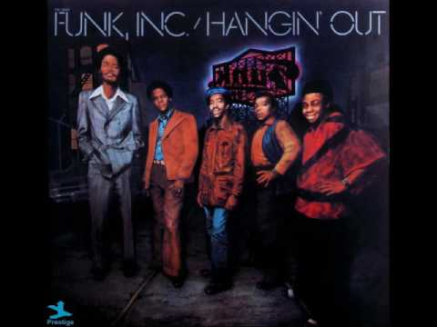 Funk Inc    Give Me Your Love