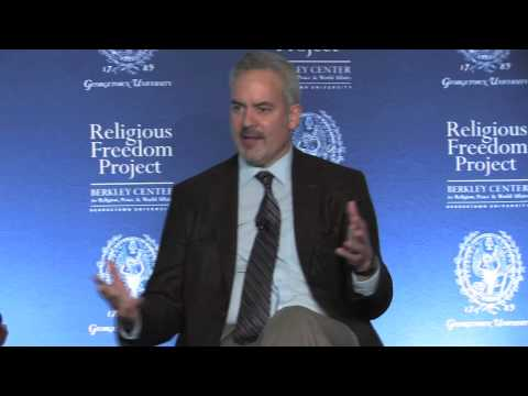 Conversation on Religious Freedom and Societal Flourishing