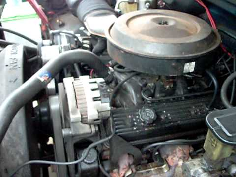 1992 5.7 chevy engine 042643 - youtube 1995 chevy 57 engine diagram