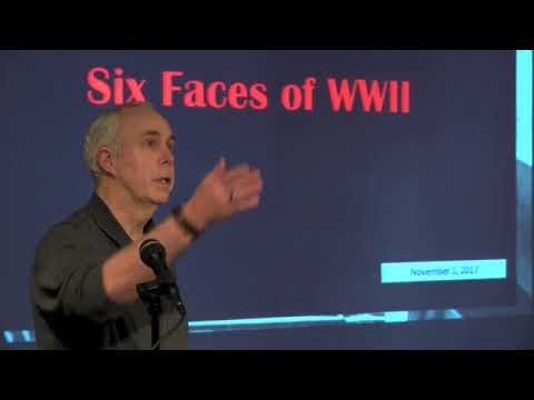 """Six Faces of WW II"" (2018) at Robert H. Jackson Center"