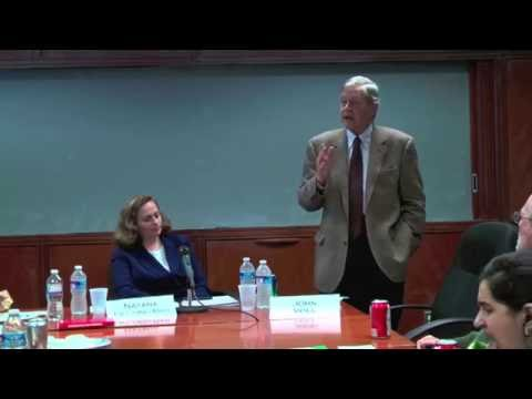 """""""Saudi Arabia and the Gulf: Looking for the Arab Spring"""" with Natana DeLong-Bas"""