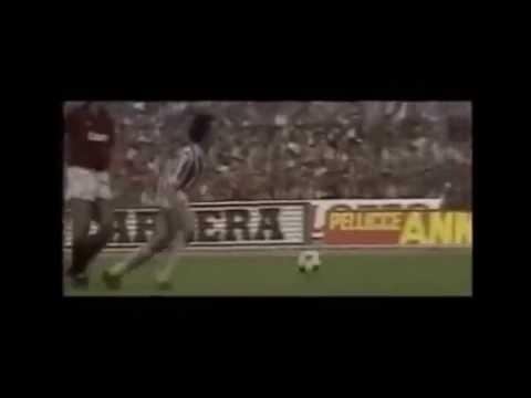Platini skills in Juventus