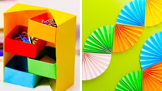 18 PAPER CRAFTS TO SPRUCE UP YOUR HOME