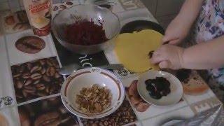 Салат из свеклы с черносливом и орехами от многодетной мамы !