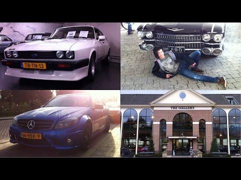 womix vlog #7 Auto tour Zeewolde en naar de Gallery in Brummen!