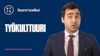 Suomi kodiksi - Millainen on suomalainen työelämä