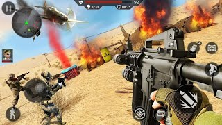 Commando Strike : Anti-Terrorist Sniper 2020 Android Gameplay screenshot 1