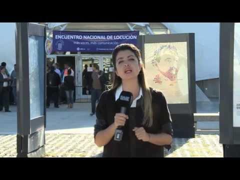 Encuentro Nacional de Locución - Especial de Igualdad Cultural