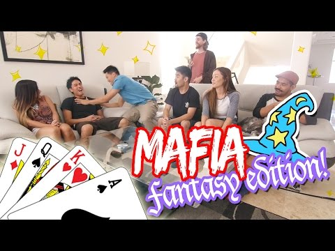 Playing Mafia! Fantasy Editi