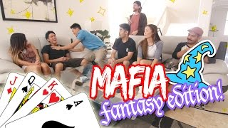 Playing Mafia! Ep.1 (Fantasy Edition)
