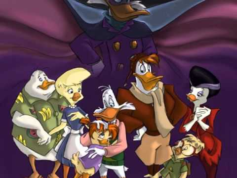 Darkwing Duck Theme Song (HQ)