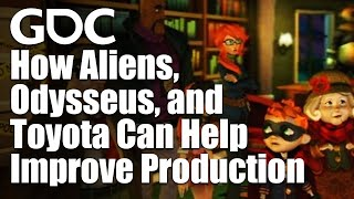 Better Development Through Science: How Aliens, Odysseus, and Toyota Can Help Improve Production