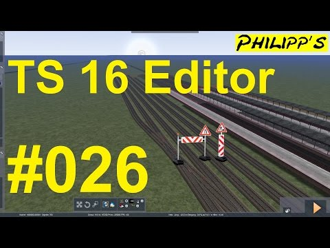 GÜTERGLEISE ► Train Simulator 2016 Editor #026 [Let´s Play] [Full HD] |