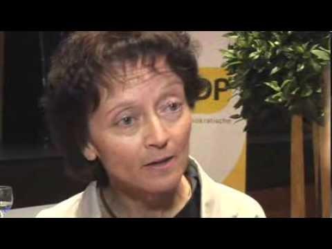 Keine Sommerpause für Bundesrätin Eveline Widmer-Schlumpf,  BDP TV 2009