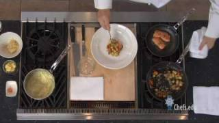 How To Cook Salmon With Choucroute