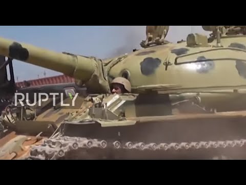 Libya: Tripoli-backed forces gaining ground in Sirte from IS fighters