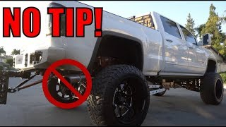 WHY I WONT USE AN EXHAUST TIP!