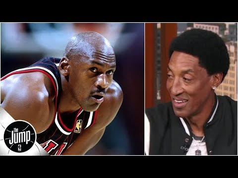 Scottie Pippen: There is no game I would play where I would pick LeBron over MJ | The Jump | ESPN