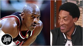 Download Scottie Pippen: There is no game where I would pick LeBron over Michael Jordan | The Jump Mp3 and Videos