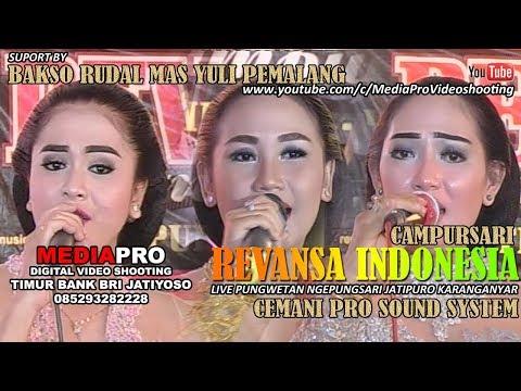 FULL ALBUM REVANSA Campursari Indonesia Cemani Sound System Full Live Ngepungsari Jatipuro