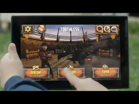 How to train your dragon game download for android