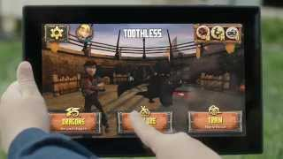 HOW TO TRAIN YOUR DRAGON DreamWorks Dragons Advenuture App Trailer