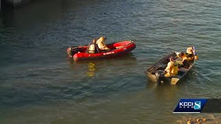 Police: Rescue crews pull man's body from Des Moines River