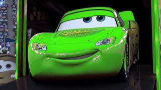 CARS 3 Lightning Mcqueen Learn Colors Cars cartoon FUNNY Learn Colors For Kids Children Toddler #2