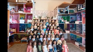 MY HUGE AMERICAN GIRL DOLL COLLECTION! 😱