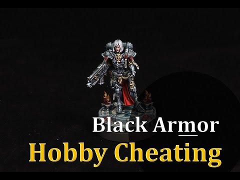 Hobby Cheating 224 - How to Paint Black Armor indir