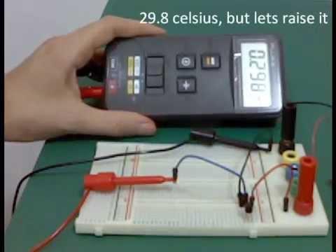 Temperature Measuring Using LM35DZ - Tutorial