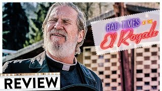 BAD TIMES AT THE EL ROYALE | Review & Kritik | inkl. Trailer Deutsch German