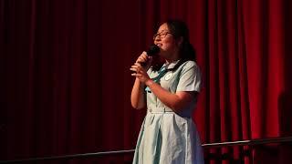 Publication Date: 2018-06-05   Video Title: 中華傳道會劉永生中學 sing con 獨唱 4C 江希婧