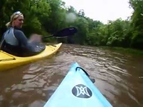 Kinnickinnic River THE PADDLE