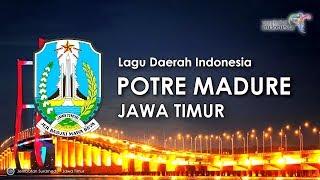 Potre Madure - Lagu Daerah Jawa Timur (Karoke dengan Lirik)