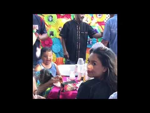 Paper fan Backdrop Mexican Fiesta