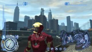 GTAIV 2014 Testing Ironman MKIII Helmet O/C switching by the script