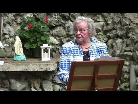 Inwijding gerestaureerde Lourdesgrot