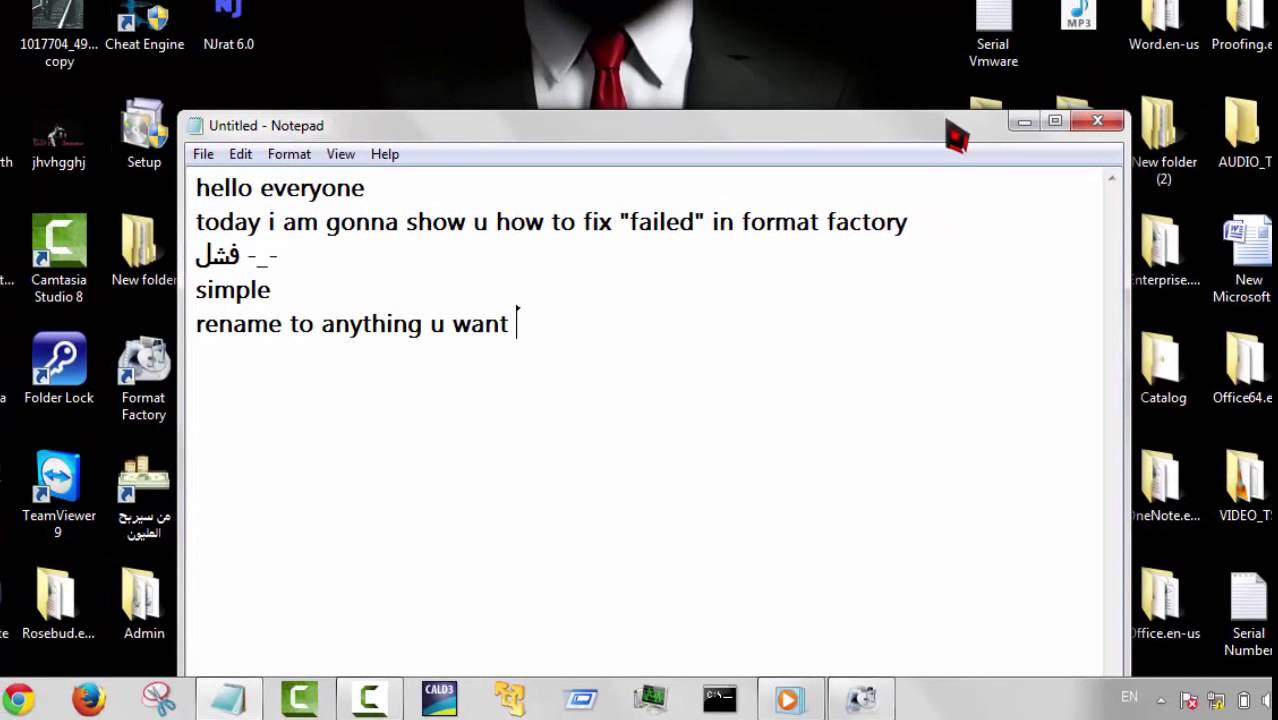 How to fix failed in format factory youtube how to fix failed in format factory ccuart Image collections