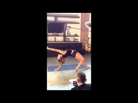 Come Home P with Alex Dawson Yoga