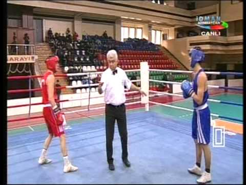 Fariz Mammadov VS Samir Boukrara