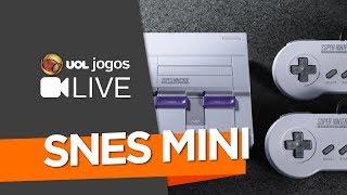 SNES Mini: testando os clássicos e o novo Star Fox 2!