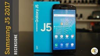 RECENSIONE Samsung J5 2017