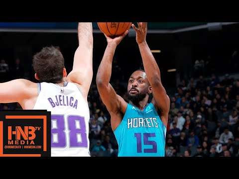 Sacramento Kings vs Charlotte Hornets Full Game Highlights | 01/12/2019 NBA Season