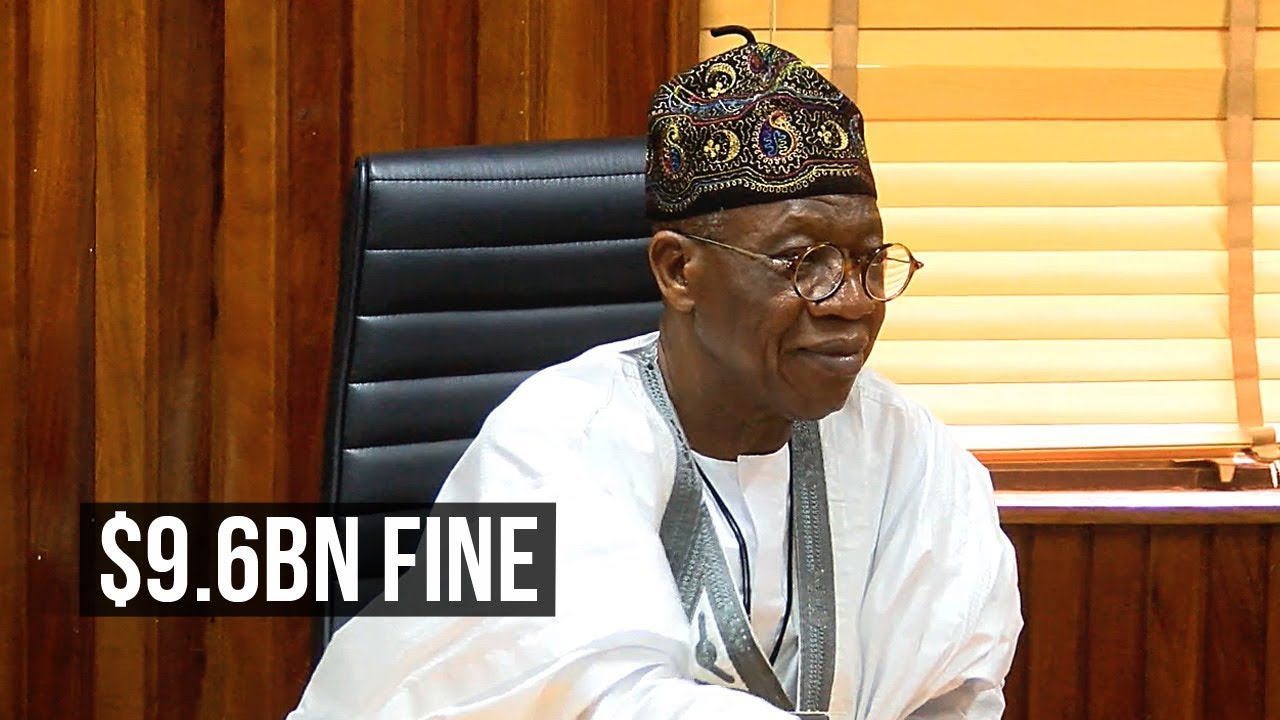 Why Court Allowed Nigeria To Appeal Its Own Decision – Lai Mohammed